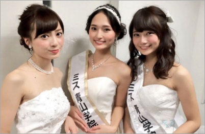 ミス青山2015