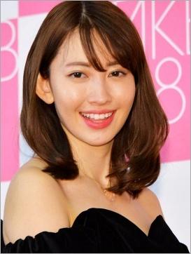 小嶋陽菜のプロフィール画像