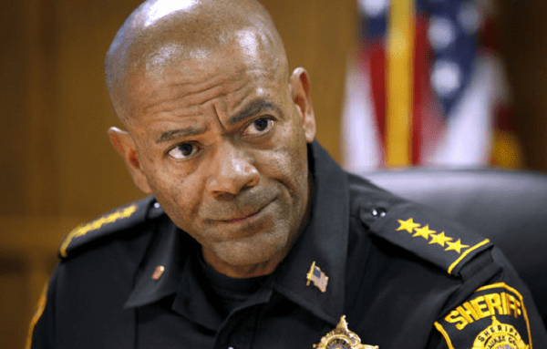MilwaukeeSheriffDavidClarke