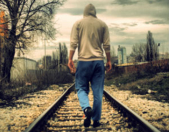 Image result for man walking away picture
