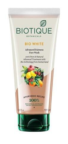 Biotique Bio White Whitening and Brightening Face Wash