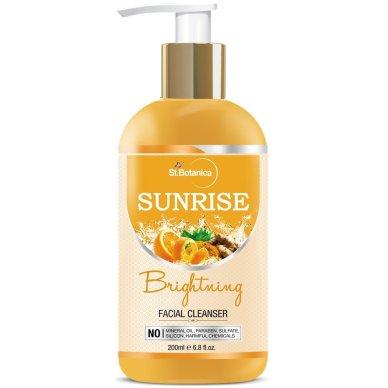 StBotanica Sunrise Facial Cleanser