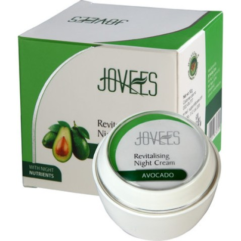 Jovees Avocado Revitalising Night Cream
