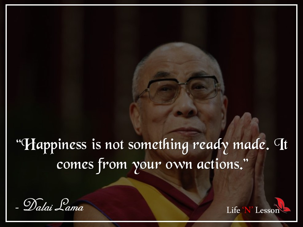 Quotes by Dalai Lama