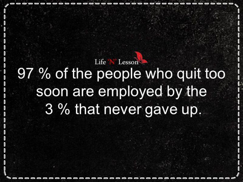 Quotes For Achieving Success