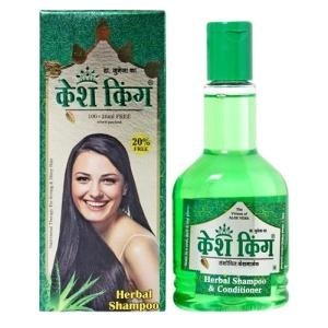 Kesh King Herbal Shampoo With Herbal Conditioner
