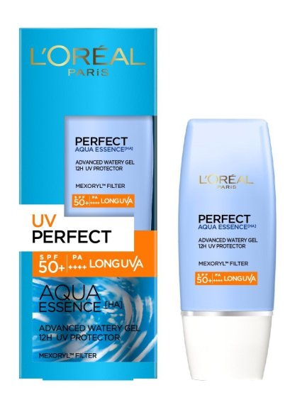 L'Oreal Paris UV Perfect Aqua Essence SPF 30