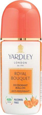 Yardley London English Bouquet Deodorant Roll-On Anti-Perspirant