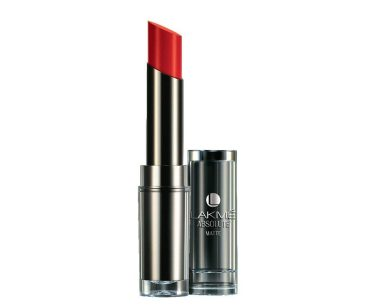 Lakme Absolute Matte Lipstick, Red Envy