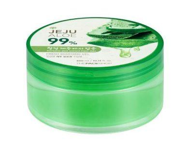 The Faceshop Jeju Aloe Fresh Soothing Gel