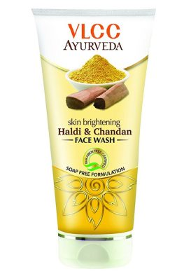 VLCC Ayurveda Skin Brightening Haldi and Chandan Facewash