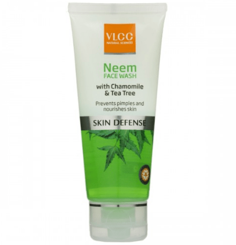 VLCC Neem With Chamomile & Tea Tree Face Wash