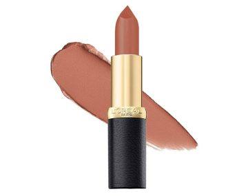 L'Oreal Paris Color Riche Moist Matte Lipstick, 248 Flatter Me Nude