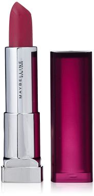 Maybelline New York Color Sensational Powder Matte Lipstick, Plum Perfection