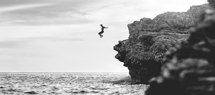 Take the Leap - 4 Lessons I Learned While Trying to Find My Passion - Life Notes to File