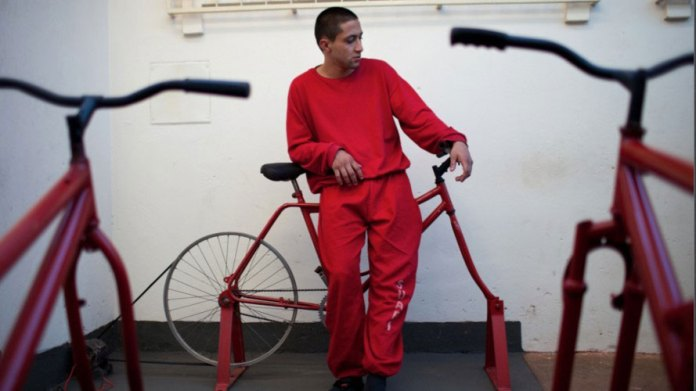 , Brazil's prison: they bike to their freedom