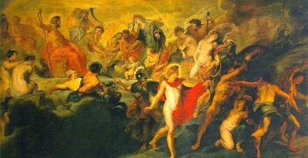 , Όλοι οι θεοί …ένα τριαντάφυλλο – 4 μύθοι & 1 θρύλος
