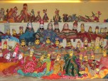 Colorful Puppets!