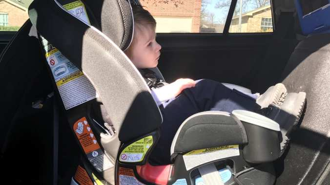 How to choose the best vehicle for your family. Car seat.