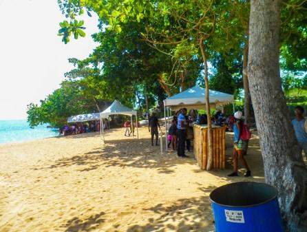 The Pearly Beach Ocho Rios - Life of a Jamaican (1)