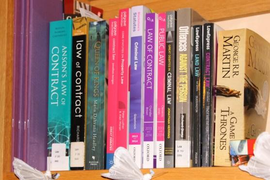 Bookshelf snapshots