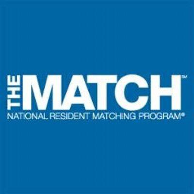 2017 NRMP Match Statistics!