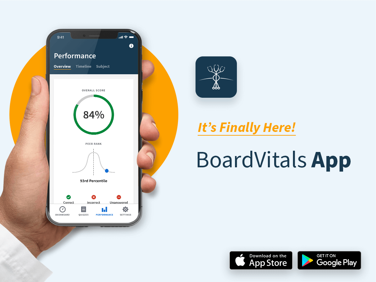 BoardVitals NEW Mobile App and Updated Step 1 Qbank - #Lifeofamedstudent