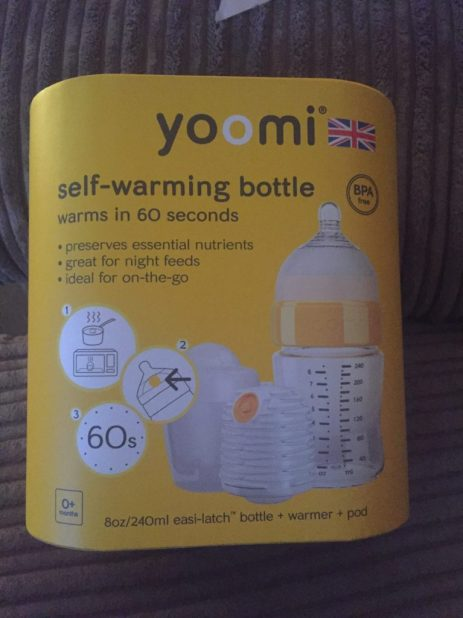 Yoomi Bottle set
