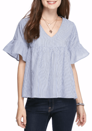 http://www.belk.com/AST/Main/Belk_Primary/PRD~1802642GJ2180JD/BeBop+Mini+Stripe+Shirting+V+Neck+Top.jsp?navPath=Juniors/Shop/TopsTees/ShirtsBlouses&ZZ%3C%3EtP=4294886179&ZZ_PO=180&fO=Category_Path%3A%2FBelk_Primary%2FJuniors%2FTopsTees&ZZ_OPT=Y&PRODUCT%3C%3Eprd_id=845524442693937&FOLDER%3C%3Efolder_id=2534374302271036&bmUID=lJniu1E&changeViewInd=y