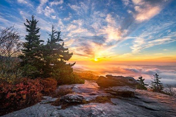 Top Ten Travel Destinations - North Carolina