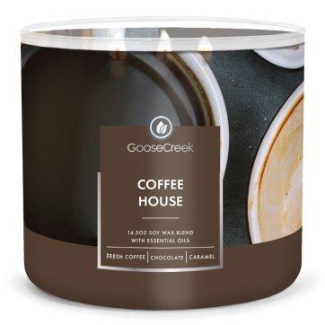 goosecreek coffee house candle