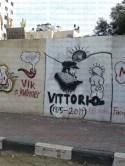 gaza strip - vitorrio arrigoni