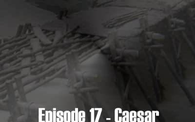 Julius Caesar #17 – Caesar Crosses The Rhine