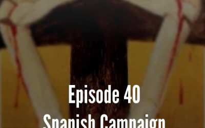Julius Caesar #40 – The Spanish Campaign 46 BCE
