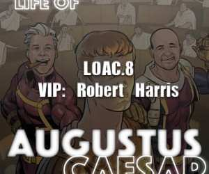 Augustus Caesar #08 – Robert Harris