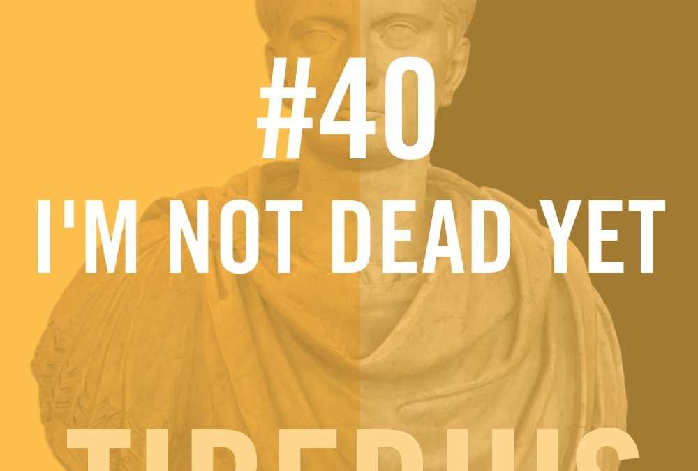 #40 – I'M NOT DEAD YET (fixed)