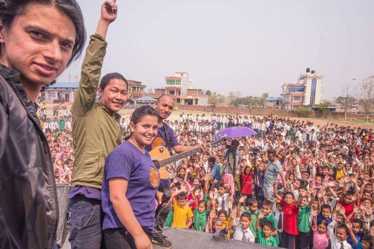 Sajja Chaulagain Band