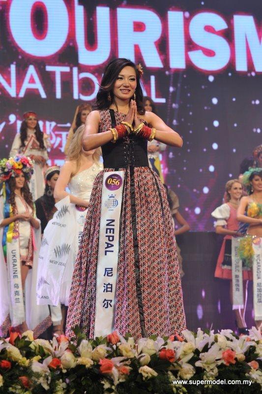 Samriddhi Rai Miss Tourism
