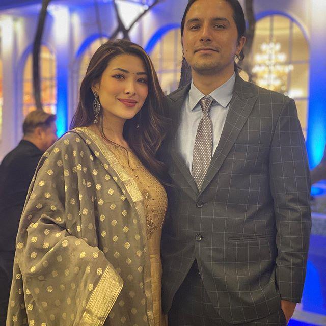 Abhisek kc and Suzeena Shrestha