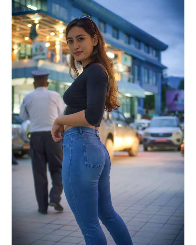 Neha Banu Model
