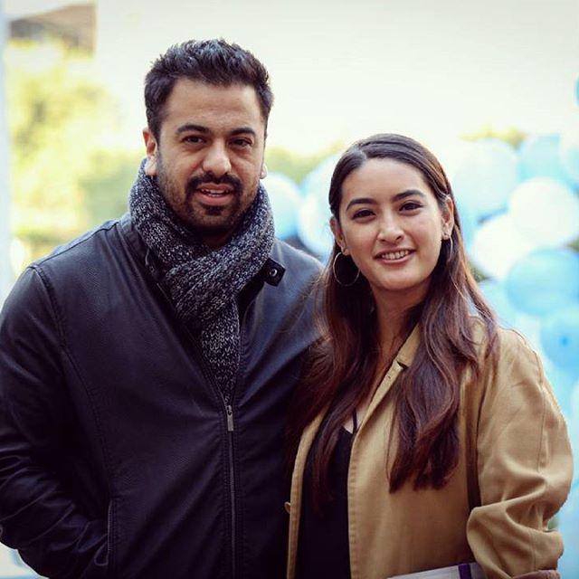 Neha Banu and Dikesh Malhotra
