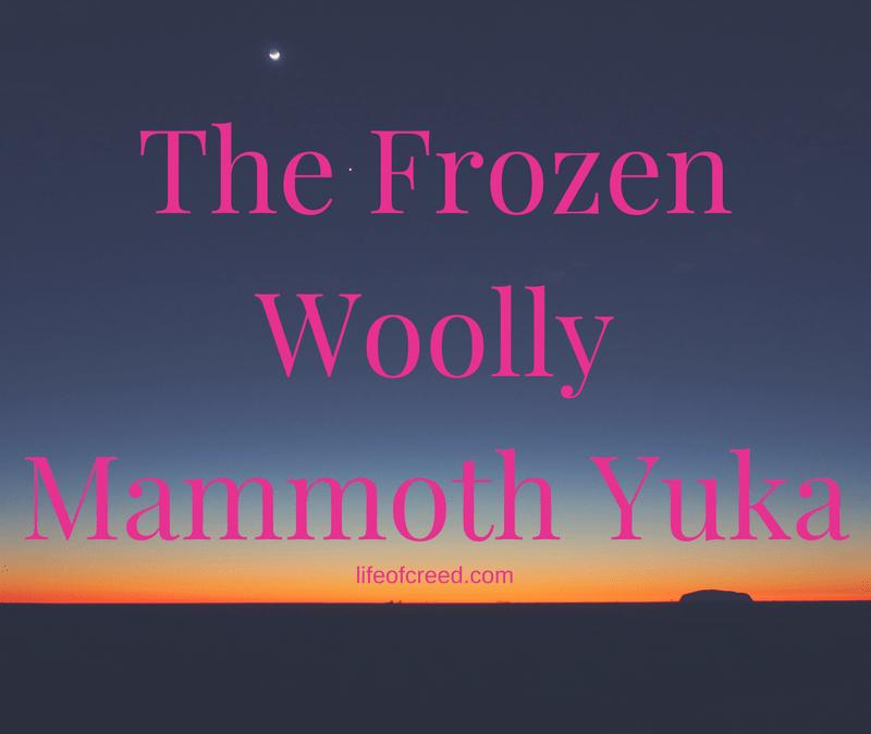 The Frozen Woolly Mammoth Yuka