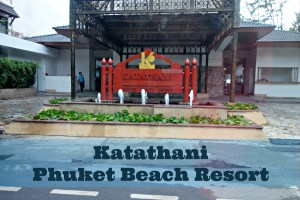 Katathanie Hotel, Phuket, Thailand