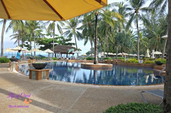 Katathani Hotel, pool, Thailand, Phuket