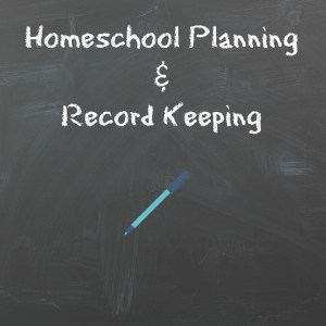 Homeschool Planning and Record Keeping via lifeofcreed.com