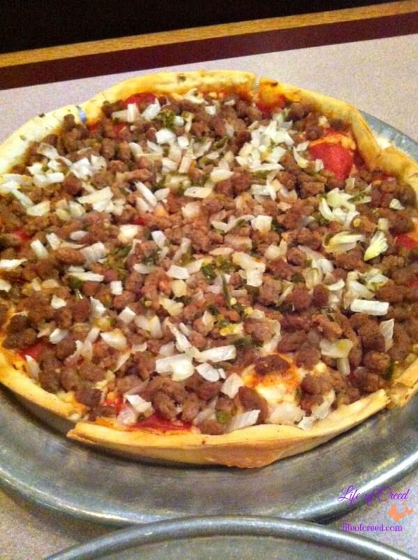 Pizza Village-Lafayette,Louisiana
