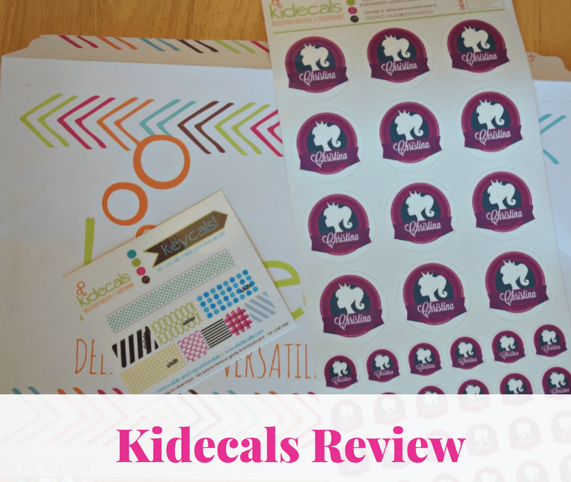 Kidecals | Review