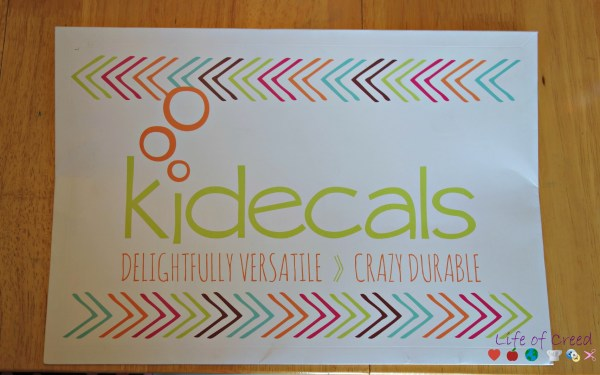 Kidescal Review | via @LifeofCreed