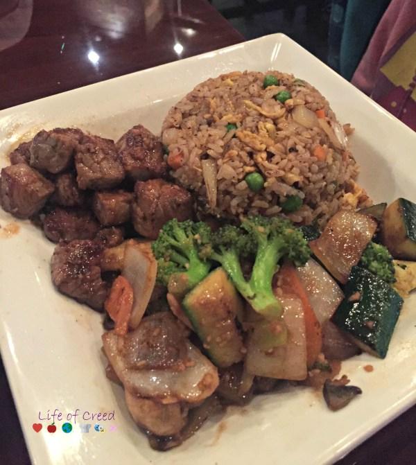 Sake restaurant review via @LifeofCreed
