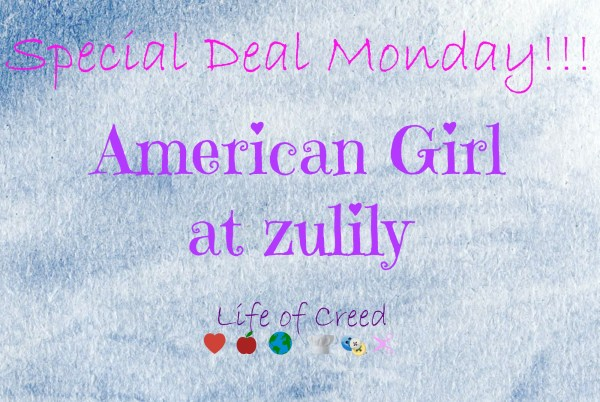 American Girl at zulily